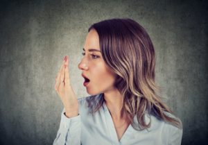 Bad Breathing treatment - by Fitzroy Dental Practice